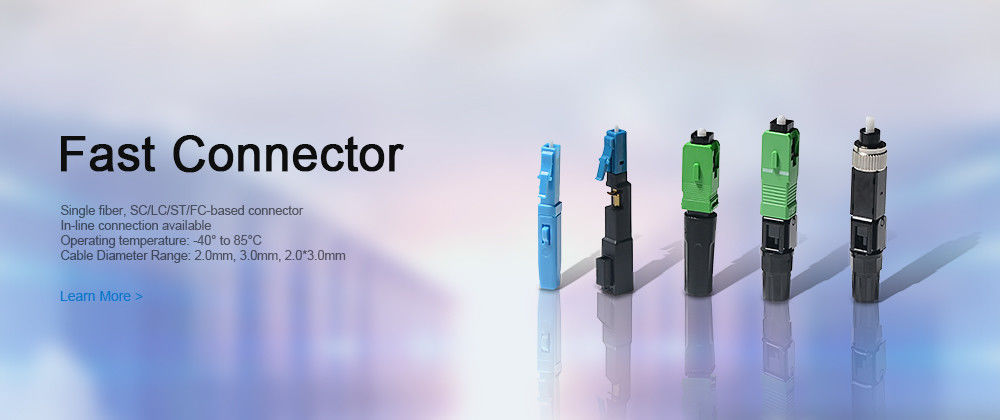 چین بهترین Optical Fiber Connectors برای فروش