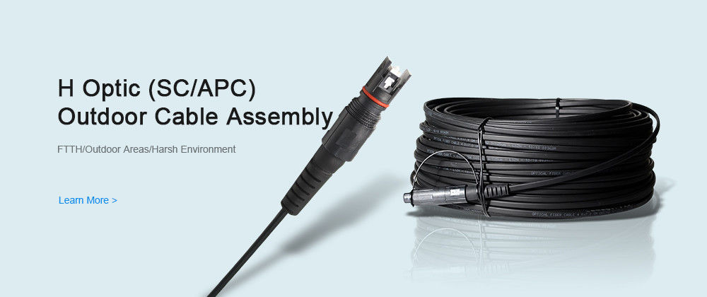 چین بهترین Fiber Optic Cable Assemblies برای فروش
