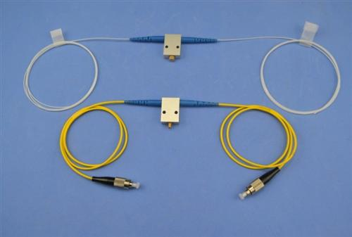 In-Line Fiber Optic Attenuator High Precision With Low Return Loss