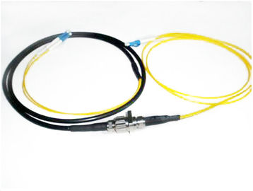 ODC - 1 - LC Duplex Singlemode / MultiMode OutDoor Optical Fiber Patch Cord Assembly