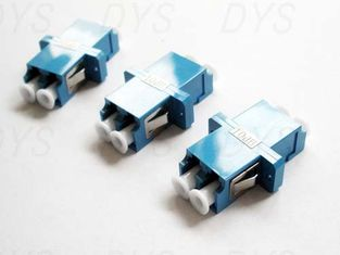 LC Duplex Stable Fiber Optic Attenuator For Optic Test , high performance