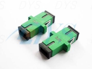 SC 5dB Fiber Optic Attenuator Low Attenuation Error,High Return Loss For Good Stability