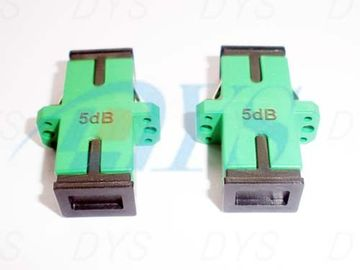 SC Low back reflection Fiber Optic Attenuator High Power Endurance