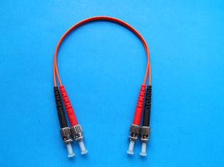 High Temperature Stability LANS Premise Installations Optical Fiber Patch Cord