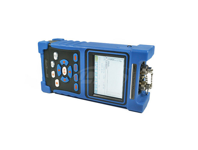 چین DYS3028 Palm OTDR Fiber Optic Test Equipment With 650nm Visible Light Source تامین کننده